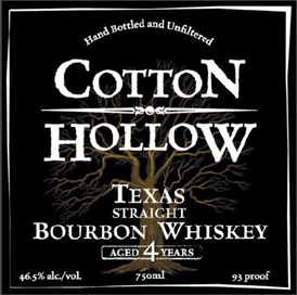 cotton hollow texas